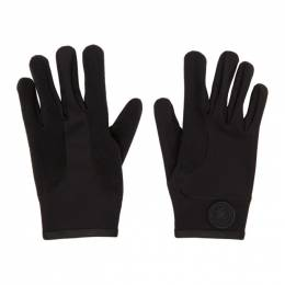 Moncler Genius 6 Moncler 1017 ALYX 9SM Black Logo Gloves F209Y3A70010809K4