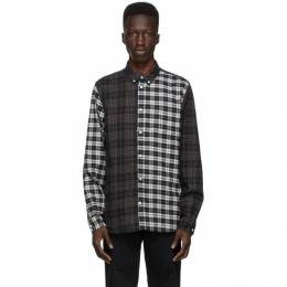 Norse Projects Multicolor Flannel Check Osvarld Shirt N40-0539