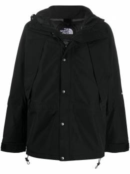 The North Face пуховик в двух тонах NF0A4R52
