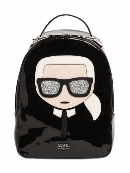 Рюкзак Из Искусственной Кожи Karl Lagerfeld 73IOFN093-MDlC0
