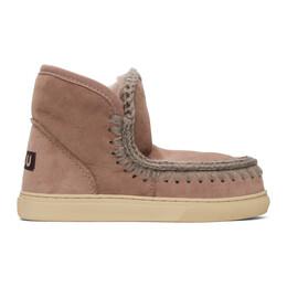 Mou Pink Sneaker Boots MU.FW111000A
