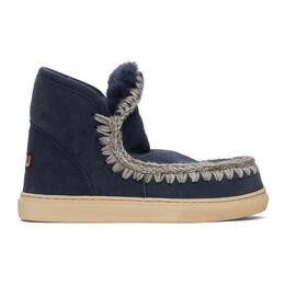 Mou Blue Sneaker Boots MU.FW111000A