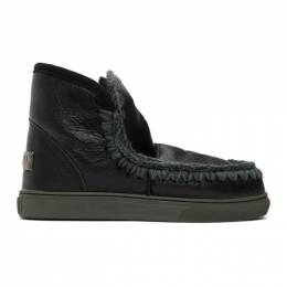 Mou Black Sneaker Boots MU.FW111000C