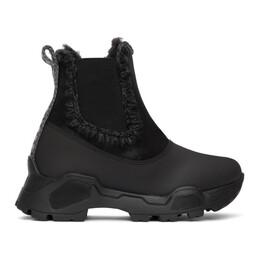 Mou Black Mountain Chelsea Boots MU.FW191010B