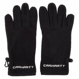 Carhartt Work In Progress Black Beaumont Gloves I028402 8990
