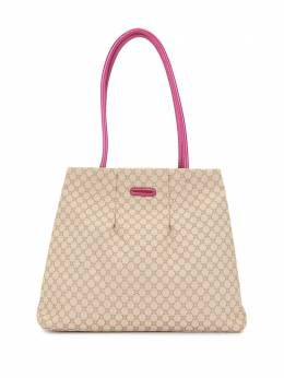 Celine Pre-Owned сумка-тоут pre-owned с узором Macadam ENCEL0042