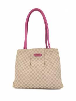 Celine Pre-Owned сумка-тоут pre-owned с узором Macadam ENCEL0049