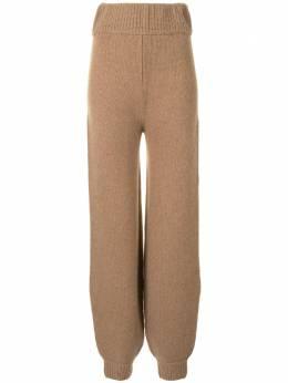 Khaite трикотажные брюки The Joey 8461601