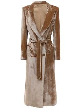 Платье Из Бархата Blaze Milano 73IKP1007-TVVTSFJPT00gOTc4MCAw0