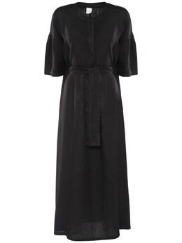 Платье Из Льна Max Mara 73IF4V033-MDAz0