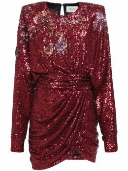 Короткое Платье С Пайетками Redemption 72I52Y007-NTEw0