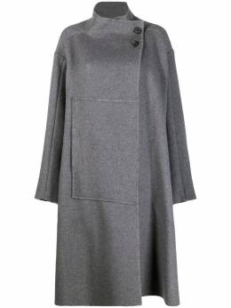 3.1 Phillip Lim wrap blanket coat F2028857CML
