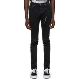 Ksubi Black Van Winkle Jeans 52050