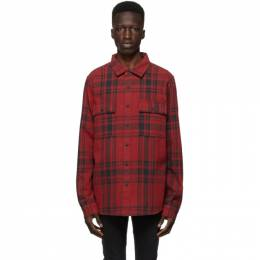 Ksubi Red Paradox Shirt 53260