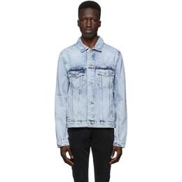 Ksubi Blue Denim Classic Jacket 52230