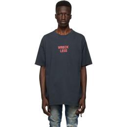 Ksubi Black Revolution T-Shirt 53920