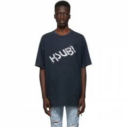 Ksubi Black Amplified T-Shirt 53900