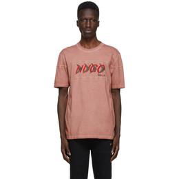 Hugo Red Liam Payne Edition Dappel T-Shirt 50448096