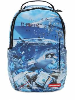 Рюкзак Shark Of Wall Street Sprayground 72IXWA038-QkxVRQ2