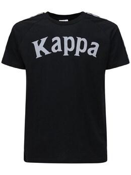 Футболка С Принтом Kappa 72IWI7005-QTA50
