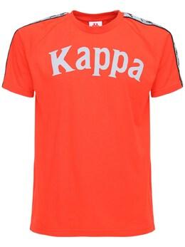 Футболка С Принтом Kappa 72IWI7005-QTA10
