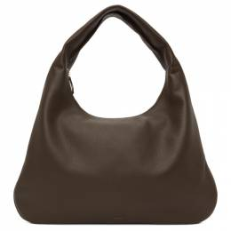 The Row Brown Everyday Shoulder Bag W1267-L129
