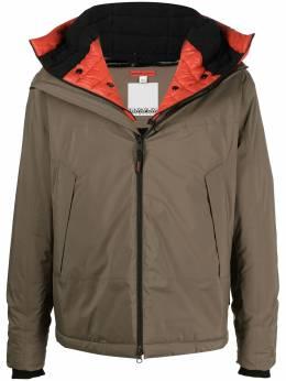 Napapijri куртка с капюшоном и съемной вставкой NP0A4ER3NB91