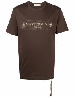 Mastermind Japan футболка с логотипом TS069018