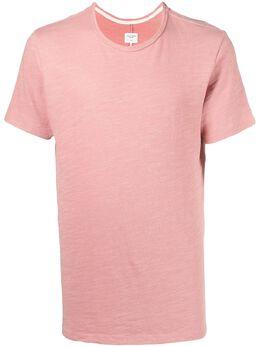 Rag&Bone футболка с круглым вырезом MBC20HT007JT07