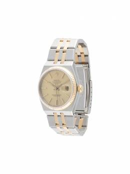 Rolex наручные часы Oysterquartz Datejust pre-owned 36 мм 17013B
