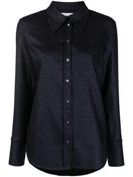 Victoria, Victoria Beckham рубашка с воротником 2121WSH002552A