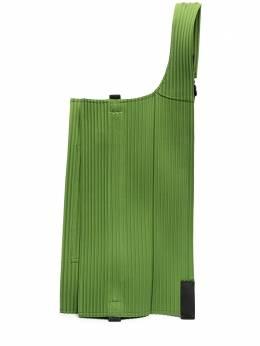Homme Plisse Issey Miyake плиссированная поясная сумка HP09AG508