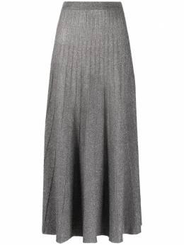 Joseph блестящая юбка с завышенной талией JF005178
