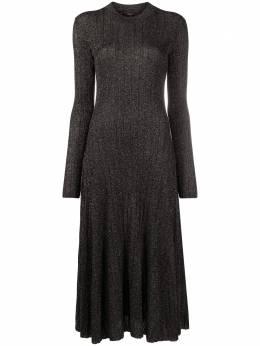 Joseph платье Diva в рубчик JF005175