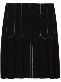 Dion Lee плиссированная юбка мини A1320R21