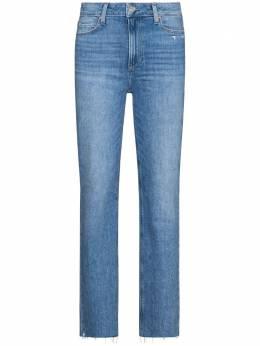 Paige прямые джинсы Sarah 6689B613147