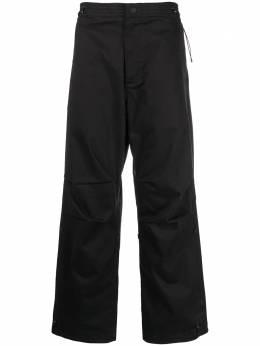 Maharishi брюки с вышивкой 6360