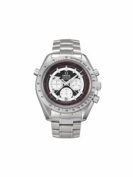 Omega наручные часы Speedmaster Broad Arrow Rattrapante pre-owned 44 мм 35825100
