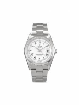 Rolex наручные часы Oyster Perpetual Date pre-owned 34 мм 2006-го года 15200