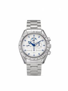 Omega наручные часы Speedmaster Professional Moon Phase pre-owned 42 мм 2001-го года 35752000
