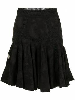 Acler расклешенная юбка Godson из кружева AL200765S