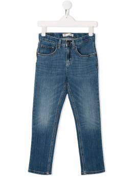 Levi's Kids джинсы с эффектом потертости 8E2043