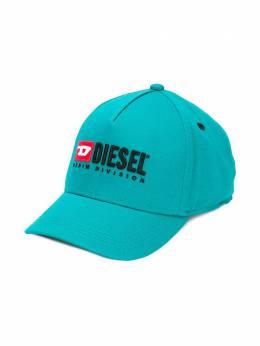 Diesel Kids кепка с логотипом 00J49MKXA77