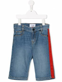 Givenchy Kids джинсы с логотипом H24083Z06