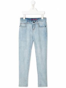 Zadig & Voltaire Kids джинсы Megan кроя слим SICC3001E