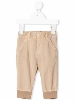 Il Gufo брюки с пуговицей на поясе P20PL050C6002