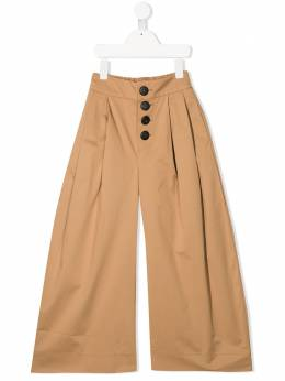 Unlabel брюки Clover широкого кроя CLOVER1