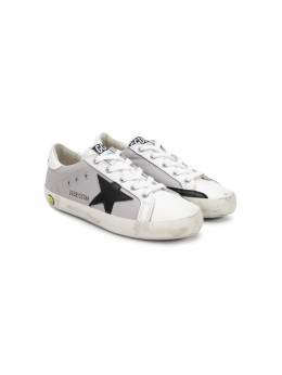 Golden Goose Kids кроссовки 'Superstar' G33KS301A72