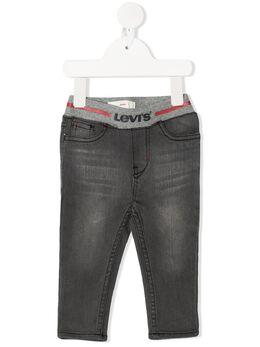 Levi's Kids джинсы скинни с поясом в рубчик 6E9208K8C