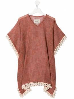 Little Bambah платье-кафтан Haya с кисточками BCHBMLB020